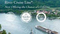 Viking River Cruises' 2018 Q1 Sweepstakes