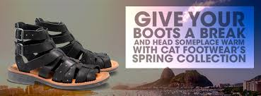 Cat Footwear's Give Your Boots a Break Sweepstakes