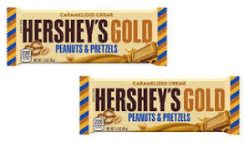 Free Hershey Gold Candy