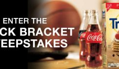 Coca-Cola's 2018 Snack Bracket Sweepstakes