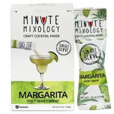 Free Minute Mixology Cocktail Mixer Samples