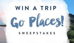 Life Is Good's Go Places Sweepstakes