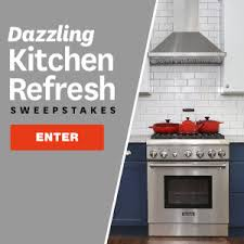 Better Homes and Gardens' Dazzling Kitchen Refresh Sweepstakes