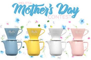Melitta's Mother's Day Sweepstakes