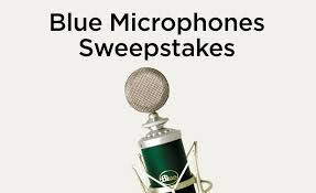 Musician's Friend's Blue Microphones Kiwi Giveaway
