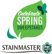 Stainmaster's PetProtect's Celebrate Spring Sweepstakes