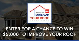 Angie's List's GAF Improve Your Roof Sweepstakes