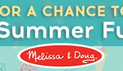 Brightly's Family Summer Fun Pack Sweepstakes