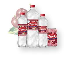 Free 8-pack Sparkling Ozarka Brand Natural Spring Water Coupon
