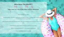 Mother Mighty's Who Runs the World? Moms Mother's Day Giveaway