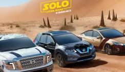 Nissan's Best in the Galaxy Sweepstakes