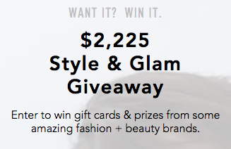 FindKeep.Love's Style and Glam Sweepstakes