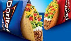 Free Dorito Locos Taco from Taco Bell