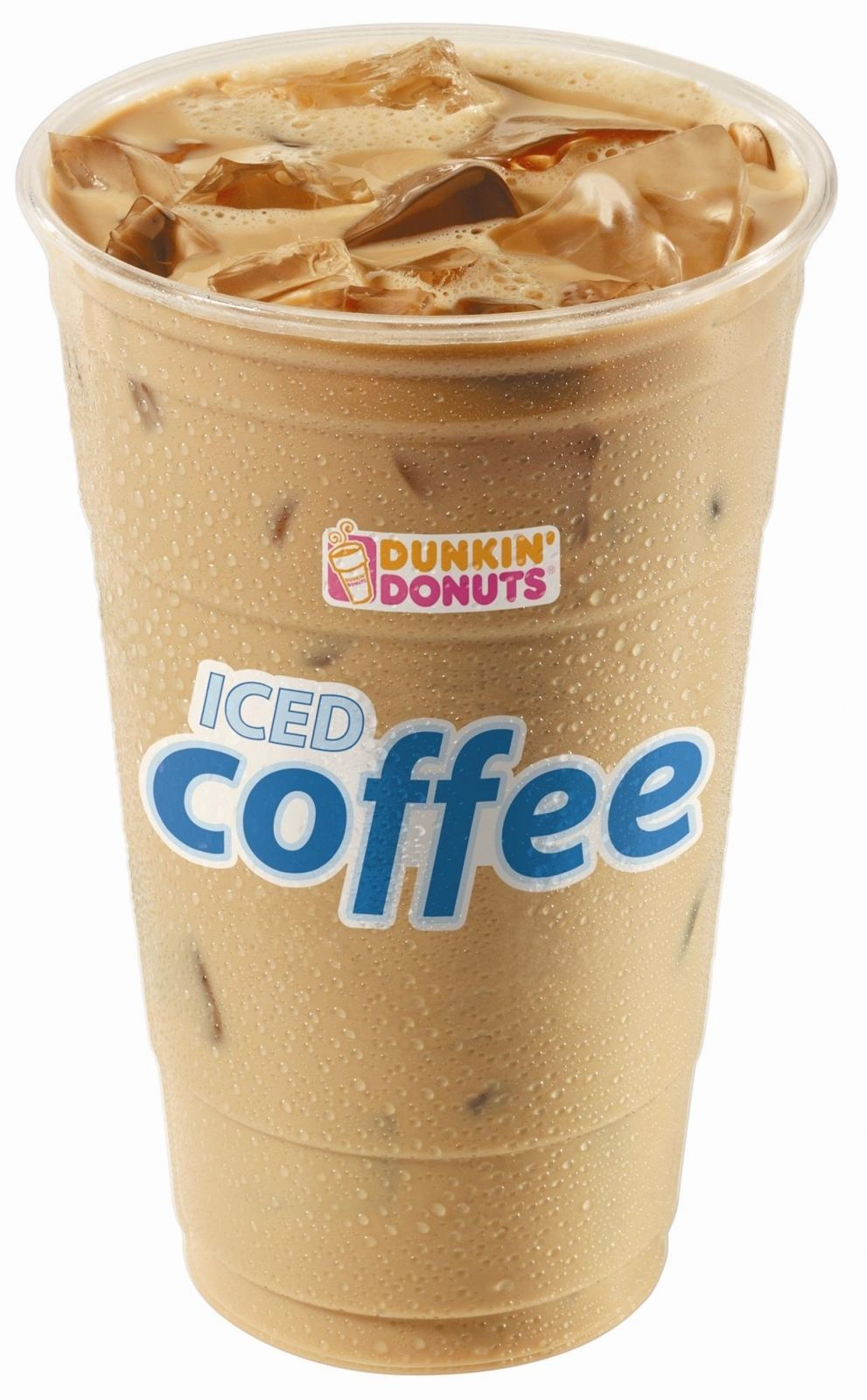 Free Iced Coffee at Dunkin Donuts