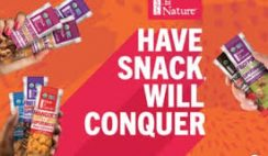 Free Made in Nature Organic Snack Sample