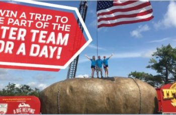Idaho Potato Commissioners' Tater Team for a Day Giveaway