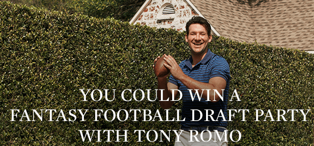 Ralph Lauren's Ultimate Draft Day Sweepstakes