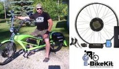 Electric Bike Technologies' E-BikeKit Sweepstakes