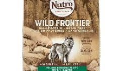 Free 4lb. Wild Frontier Dog Food Bag Coupon