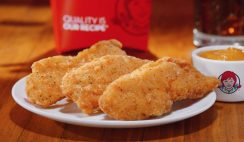 Free Chicken Tenders from Wendy's