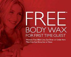 Free Wax at European Wax Center