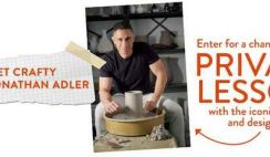 NBC - Get Crafty with Jonathan Adler Sweepstake