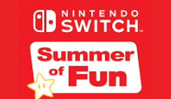 Nintendo Switch's Summer of Fun Sweepstakes