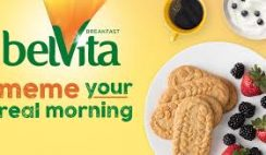belVita's Breakfast for Your Morning Meme Sweepstakes