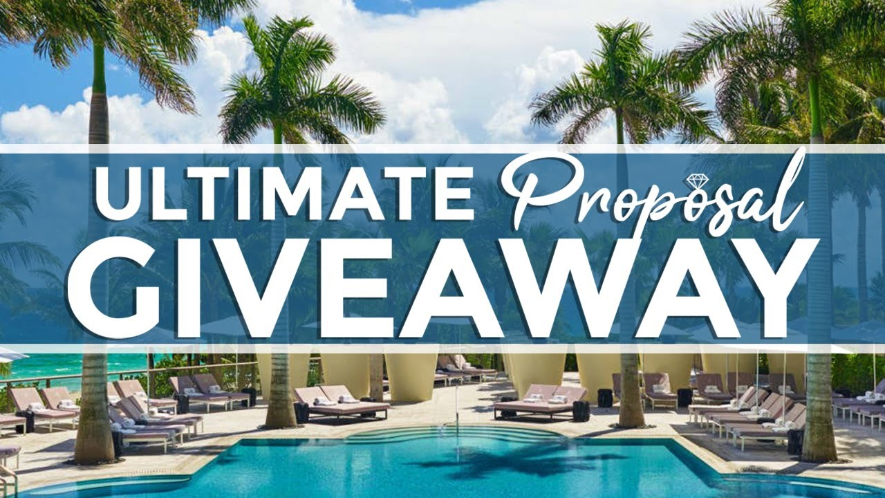 Brilliance's Ultimate Proposal Giveaway