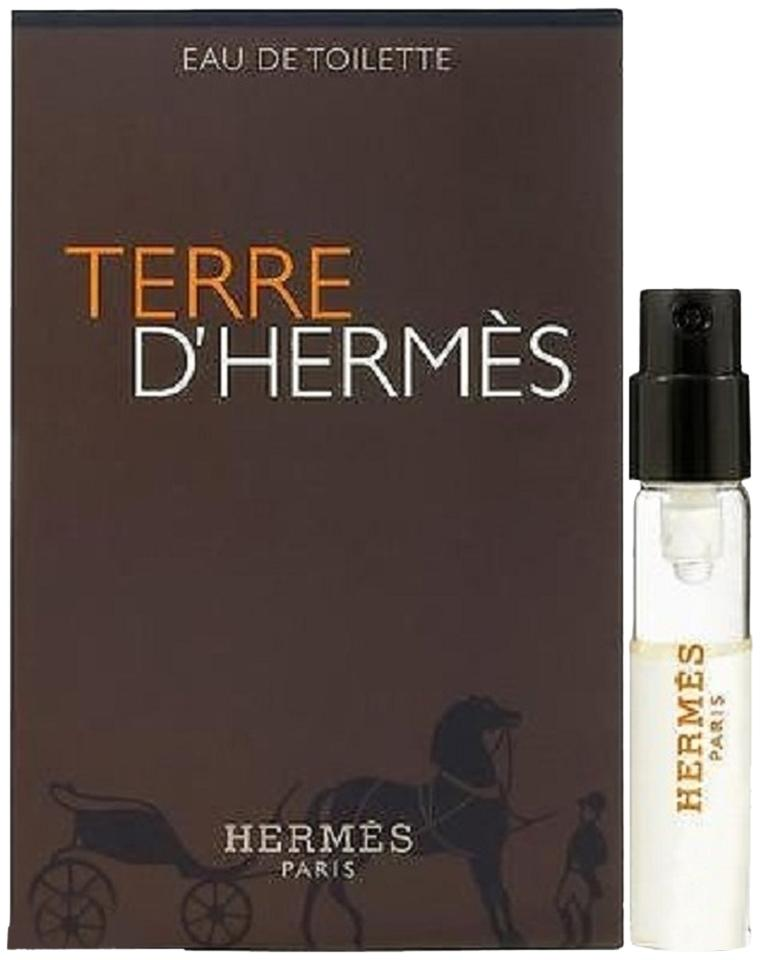 Free Hermes Fragrance Sample