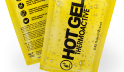 Free Hot Gel Thermoactive Sample