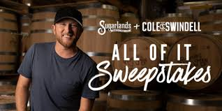 Sugarlands Distilling Company's All Of It Sweepstakes