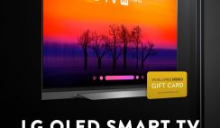 World Wide Stereo's Smart TV and Gift Card Giveaway