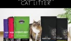 World's Best Cat Litter's Litter Bit Amazing Sweepstakes
