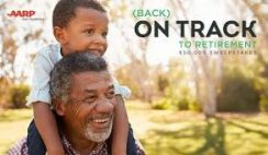 AARP's (Back) On Track to Retirement Sweepstakes