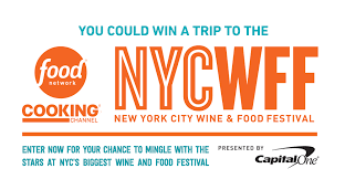 Food Network Magazine's NYC Wine & Food Festival Sweepstakes