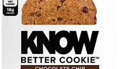 Free Know Better Chocolate Chip Cookie Sample
