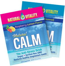 Free Natural Vitality Magnesium Supplement Sample