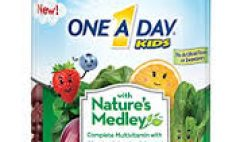 Free Nature's Medley Vitamin Coupon