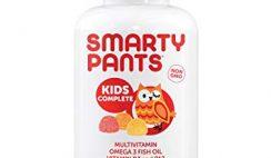 Free Smarty Pants Gummy Vitamins Sample