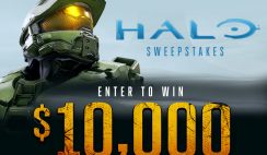 Spirit Halloween's Halo Sweepstakes