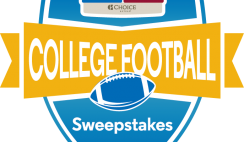 Choice Hotels' Comfort College Football Sweepstakes
