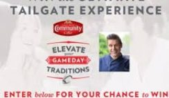 Community Coffee's Elevate Your Game Day Instant Win Game Sweepstakes