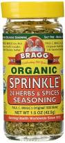 Free Bragg Seasoning Sample