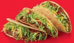 Free Crispy Beef Taco from Taco Johns
