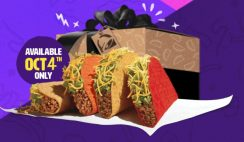 Free National Taco Day Gift Set from Taco Bell