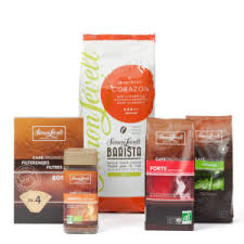Free Simon Levelt Coffee or Tea Sample
