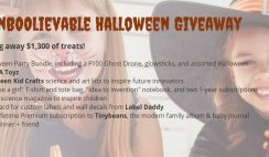 Mother Mighty's UnBOOlievable Halloween Giveaway