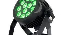 PSSL's ADJ 12P Hex IP LED Par Lights Giveaway