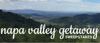 Chefs Catalog's Napa Valley Getaway Sweepstakes